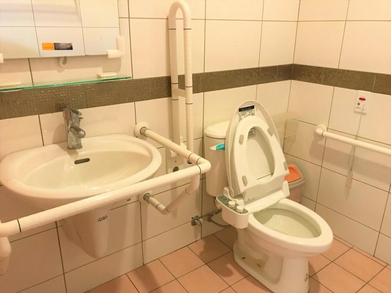 無障礙衛浴